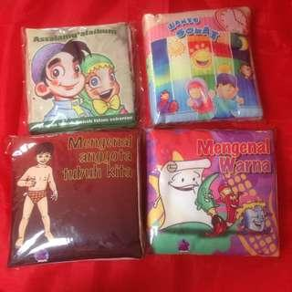Soft Book assorted