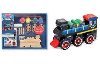 Create-a-craft Wooden Train
