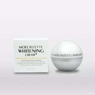 Moel rizette whittening cream