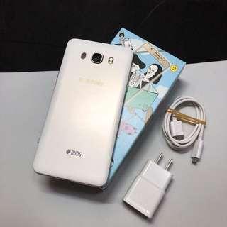 三豬3C second hand Samsung J7 2016  white (5.5) 2G RAM 16G ROM