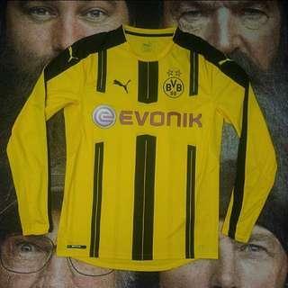 Borussia Dortmund home 2016 2017 original jersey