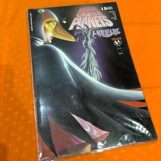 Top Cow Comics Battle Of The Planets Witchblade #1 Alex Ross Variant