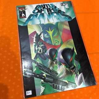 Top Cow Comics Battle Of The Planets #2 Alex Ross Cover