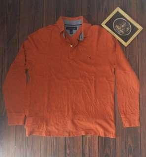 Original Tommy Hilfiger Long Polo Shirt