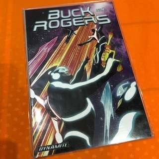 Dynamite Comics Buck Rogers #1 Alex Ross Cover Variant