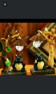 卡通龍猫小夜燈