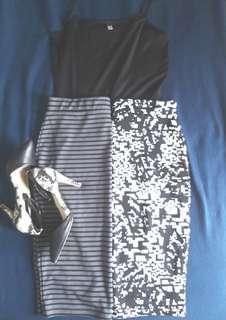 2 Cotton On AU Midi Skirts