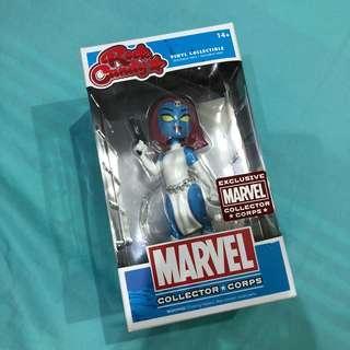 Funko Rock Candy Marvel Xmen X-Men Mystique MCC Collector Corp