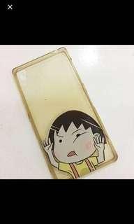 Sony Xperia Z3 Chibi Maruko Case