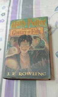 Harry Potter 4 HB