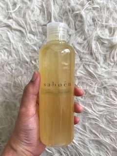 Saboen jasmine the vert ( shower gel )