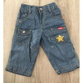 Marks & Spencer Baby Sheriff Jeans