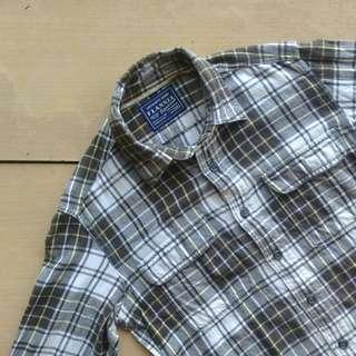Kemeja Flannel Authentic by Uniqlo