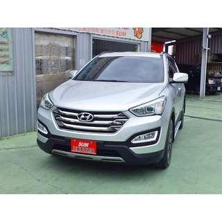 【SUM尼克汽車】2014 Hyundai Santa Fe 柴油 2.2L
