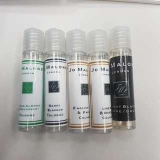 Jo Malone Sampler Size Perfume