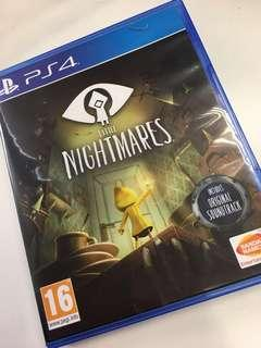 Little Nightmares PS4 Game (With CD Soundtrack)
