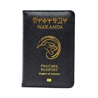 WAKANDA PASSPORT COVER HOLDER