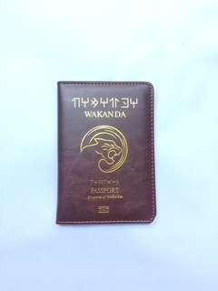 WAKANDA PASSPORT HOLDER COVER