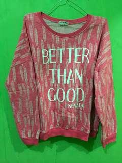 FREEONGKIR JABODETABEK sweater nevada