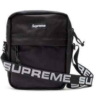 INSTOCKS Black SS18 Shoulder Bag