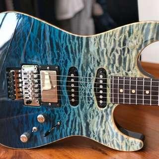 Tom Anderson Drop Top Arctic Blue Surf