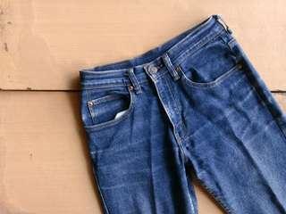 Celana Jeans Levi's Strauss 650