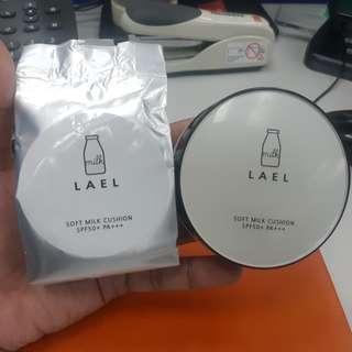 LAEL Soft Milk Cushion SPF50+ PA+++