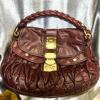 Miu Miu Coffer Bag (large)