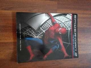 Spider-Man 3 - The movie storybook
