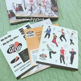 [WTS] NCT DREAM We Go Up ALBUM ONLY