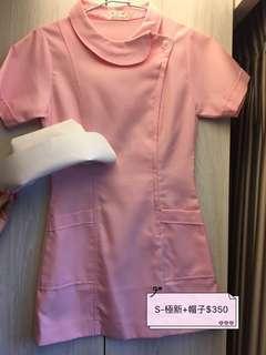 🚚 極新護士服 s號 建議較瘦的女生