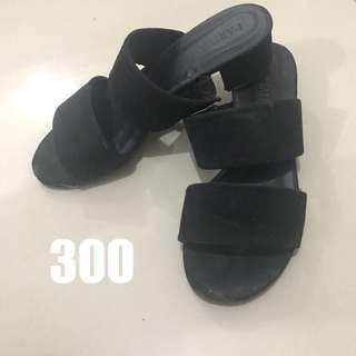 Parisian Block Sandals