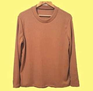 Knitted Pull Over -size chest 40-44 inches, waist 36-40 inches/ best fit XL to XXL