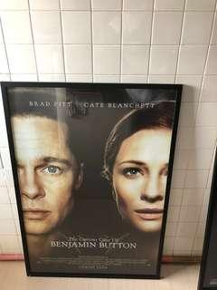 Movie The Curious Case of Benjamin Button Rare