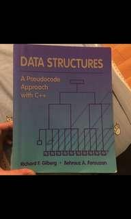 🚚 Data structure : a pseudocode approach with C++ 資料結構原文書