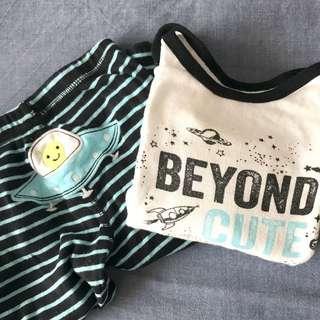 Carter's Beyond Cute Set