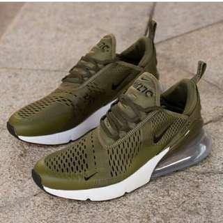 Nike Airmax 270 Green