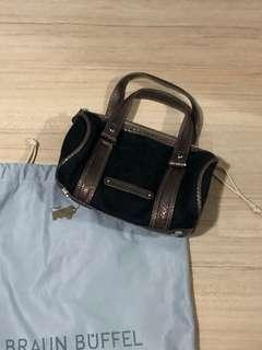 Authentic Braun Buffel Mini Handbag