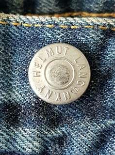 Helmut Lang Vintage Denim Jeans