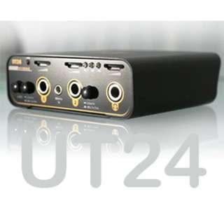 toneweal UT24 USB Audio Interface
