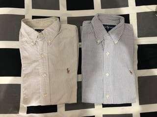 Ralph Lauren long sleeves