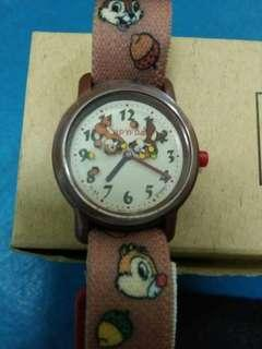 NEW AND NEVER WORN! Alba Official Chip 'n' Dale Watch