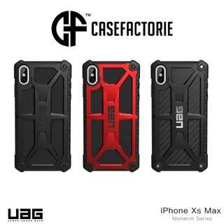 UAG Monarch Case for iPhone Xs Max