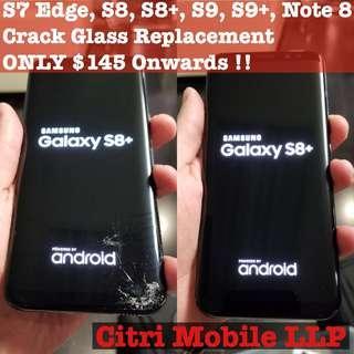Samsung repair, Phone repair, S8 Repair, S8+ Repair