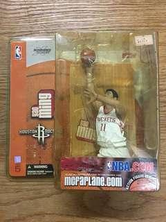 Mcfarlane NBA Houston Rocket #11 YAO MING basketball figure侯斯頓火箭姚明
