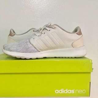 Adidas Cloudfoam White Sneakers