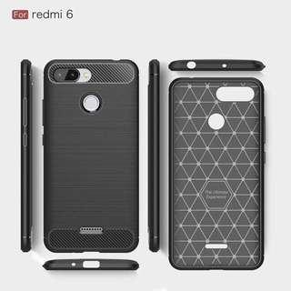 🆕 Xiaomi Redmi 6 Carbon Case