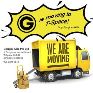 GOIZPER ASIA is MOVING~~