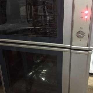 廚具消毒櫃(高65cm.闊43cm.深38cm)消毒碗櫃