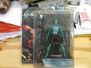 MEZCO ABE SAPIEN (not Marvel Legends, DC, NECA, HOTTOYS, Hellboy)